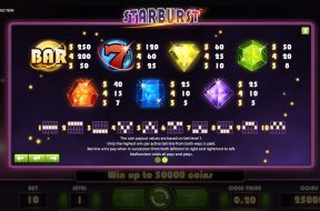 starburst slot game free play at casino mauritius 03