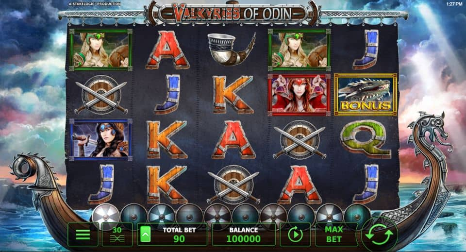 You'll find the prizes for each winning five-of-a-kind combination of these lower value symbols below: Ace, King, or Queen = 75x the line bet.Jack, or Ten = 50x the line bet.Betting Limits.In the Call of the Valkyries slot machine, players are forced to place their bets across 25 win lines.This figure cannot be adjusted.However, players can switch up the amount they bet on each of the lines.The lowest figure 3/5().Konya