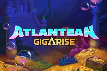 Atlantean Gigarise Slot Game Free Play at Casino Mauritius