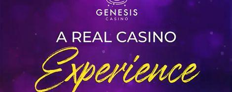 Genesis Live Casino Real Casino Experience