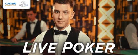 Beat the Dealer Weekend - Live Poker
