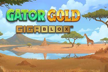 Gator Gold Gigablox Slot Game Free Play at Casino Mauritius