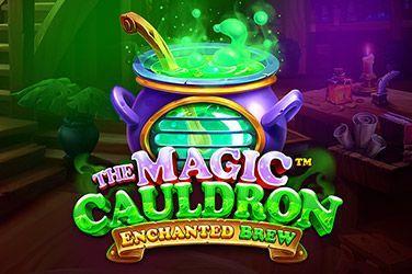 The Magic Cauldron Enchanted Brew Slot Game Free Play at Casino Mauritius