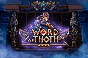 Word of Thoth Slot Game Free Play at Casino Mauritius