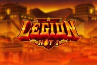 Legion Hot 1 Slot Game Free Play at Casino Mauritius