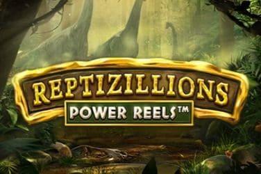 Reptizillions Power Reels Slot Game Free Play at Casino Mauritius