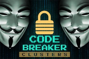 Code Breaker Clusters Slot Game Free Play at Casino Mauritius