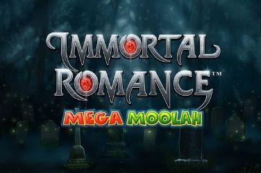 Immortal Romance Mega Moolah Slot Game Free Play at Casino Mauritius