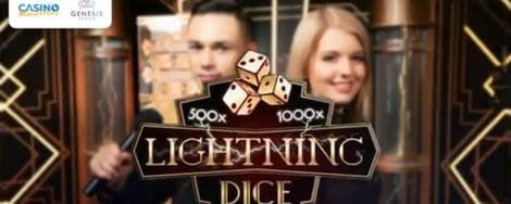 Lightning Dice Live at Casino Mauritius