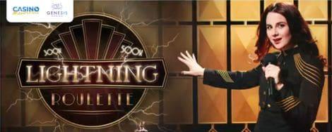 Lightning Roulette Live at Casino Mauritius