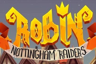 Robin Nottingham Raiders Slot Game Free Play at Casino Mauritius