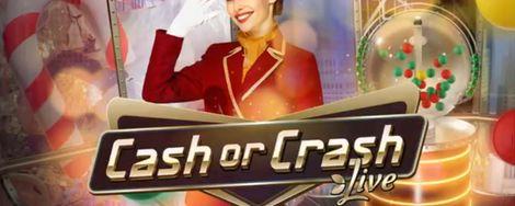 Cash or Crash Live at Casino Mauritius